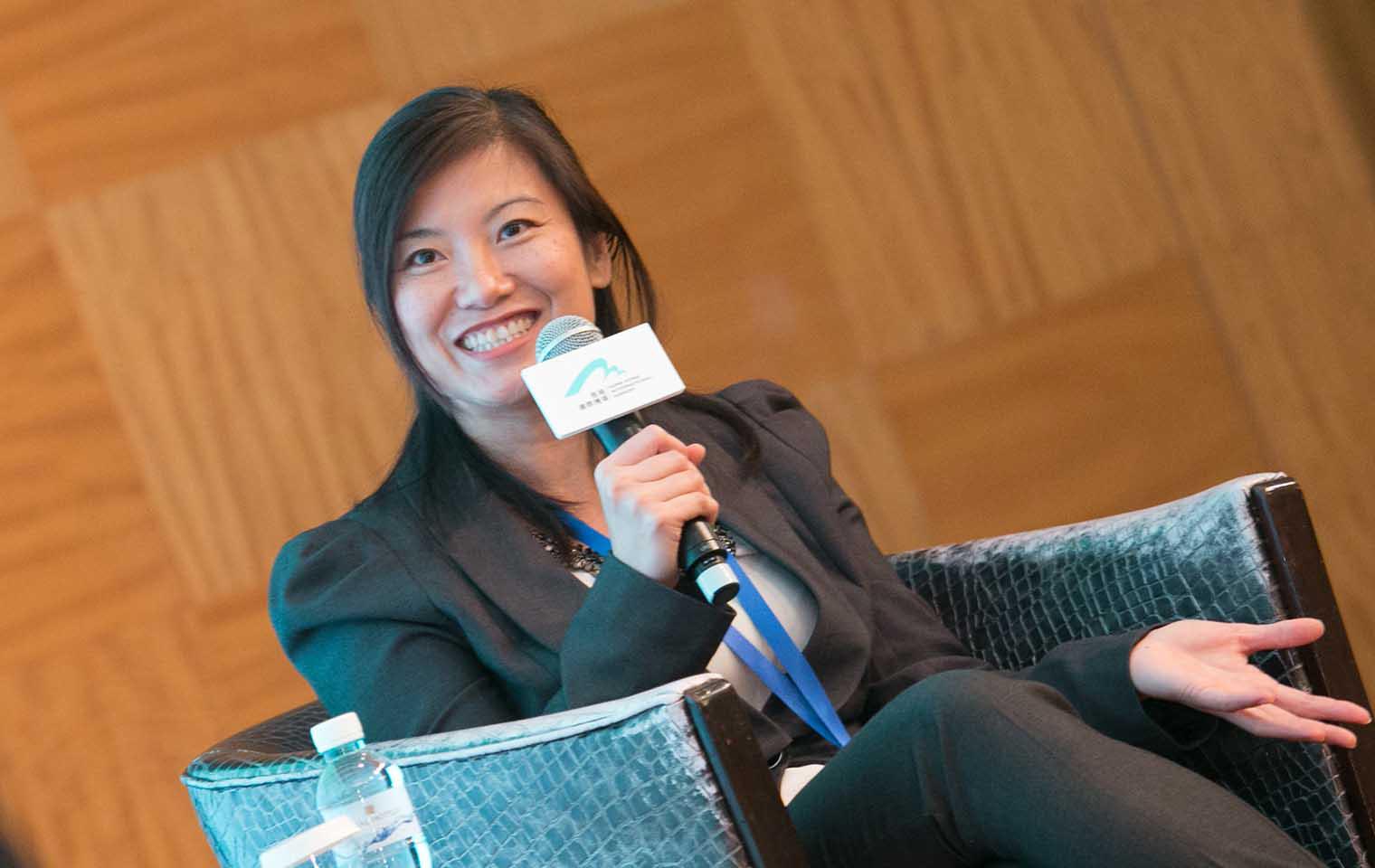 <strong>Ms. Joelle Woo</strong><br>Microsoft Hong Kong Limited