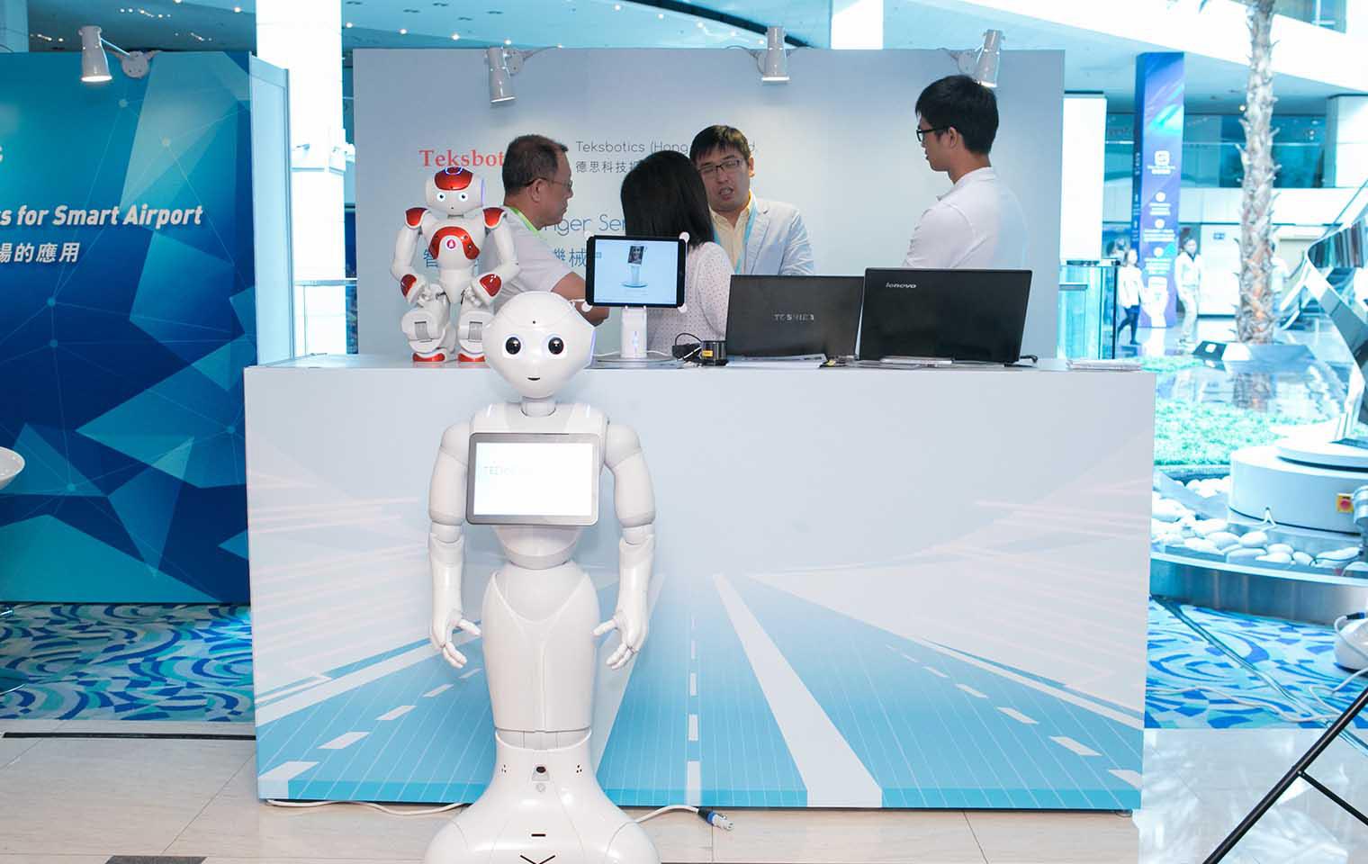 Robot Pepper & NAO