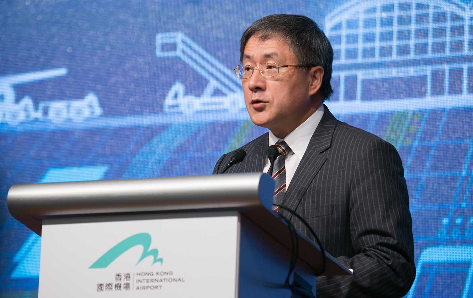 <strong>Mr. Wing Hing Cheuk</strong><br>Innovation and Technology Bureau