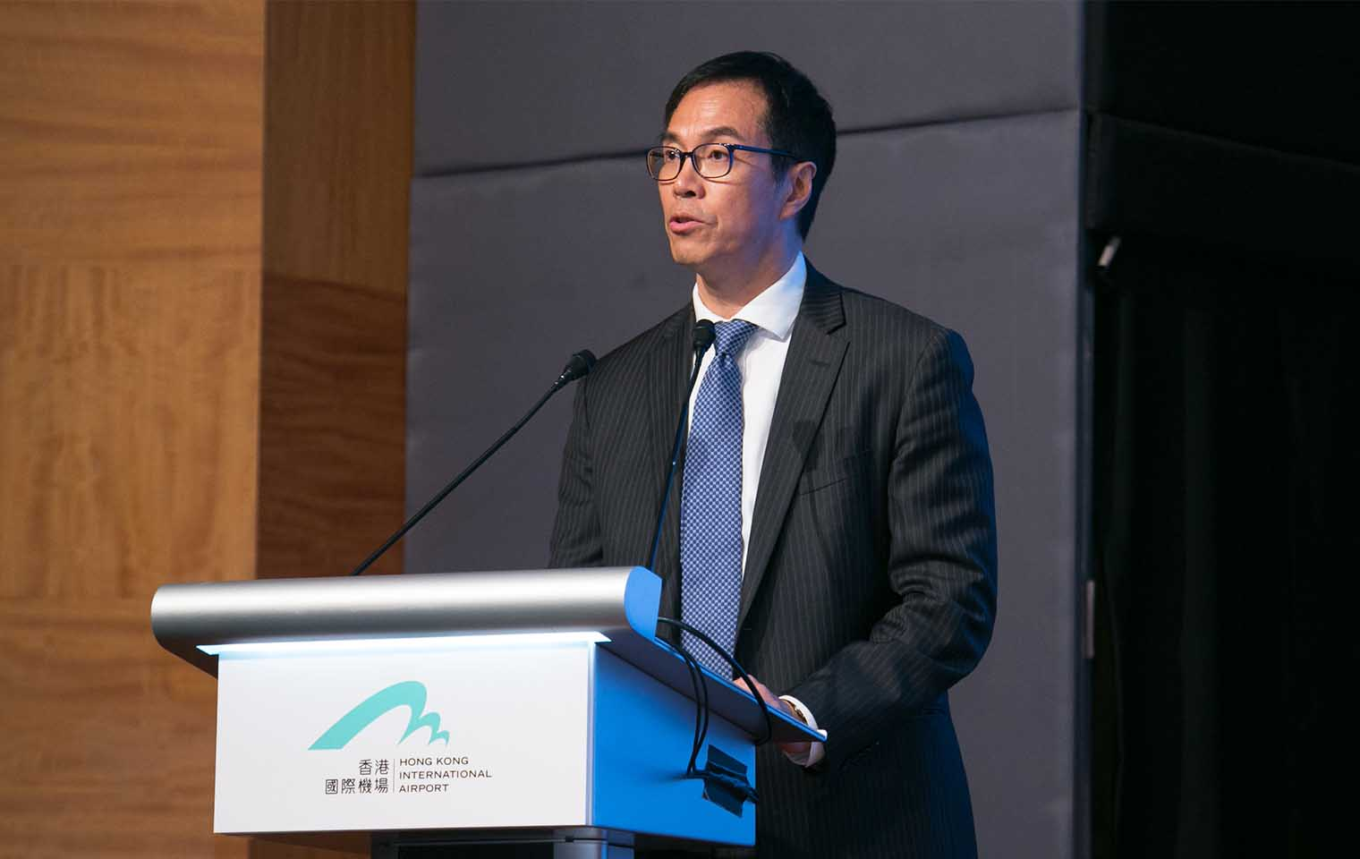<strong>Mr. Alex Kwan</strong><br>Airport Authority Hong Kong